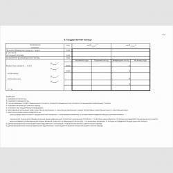 Пример оформления поясненийк бухгалтерскому балансу и отчету о финансовых результатах. Стр. 14